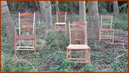 One Tree One Chair by John Lewis