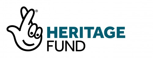 National Lottery Heritage Fund Logo Colour